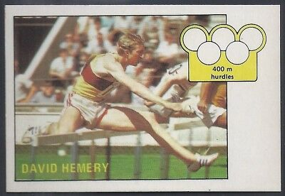 A&bc-Olympics (X36)1972-#27- Athletics - David Hemery