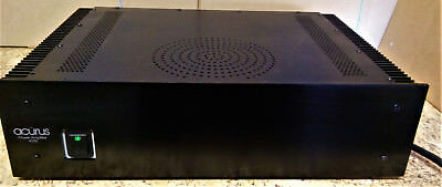 RARE Acurus A250 Power Amplifier hard to find MSRP was 995.00 when new