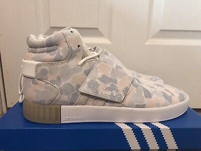 new product 5ffbf 0459e ADIDAS ORIGINALS TUBULAR Invader Strap BB8394 Camo Sz 10.5-12