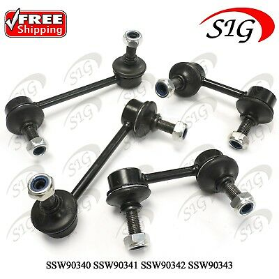 4 JPN Front & Rear Sway Bar Links Kit for Acura CL 2001-2003 Same Day Shipping