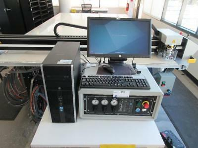 Gerber DCS 2500 Cutting System Year 2013 With windows 7 and cutworks 7.1