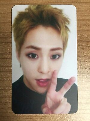 EXO Sing For You Winter Special 2016 XIUMIN PHOTOCARD PC BTS GOT7 SVT