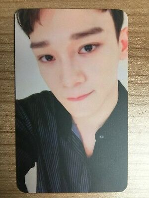 EXO Sing For You Winter Special 2016 CHEN PHOTOCARD PC BTS GOT7 SVT