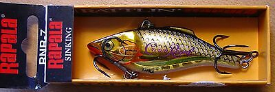 Oop Rare New Crown Royal Whiskey Fishing Lure- Rnr-7