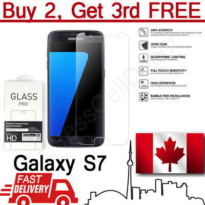 Premium Case Friendly Tempered Glass Screen Protector for Samsung Galaxy S7