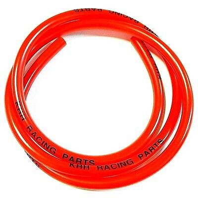 "Fuel Gas Line Hose Tube For Motorcycle Dirt Pit Bike Honda Snowmobile Red 40"" 3'"