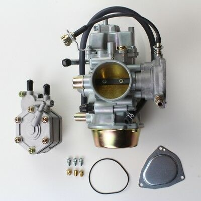Carburetor and Fuel Pump Assembly for Polaris Outlaw 500 2006-2007