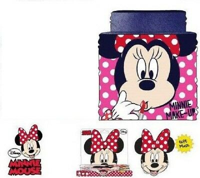 Fascia Collo Multiuso Sciarpa In Pile Scaldacollo Bambina Disney Minnie
