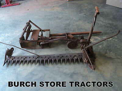 USED ALLIS CHALMERS Sickle Mower Frame and Parts for AC B C