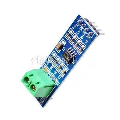 2PCS MAX485 MAX485CSA RS-485 TTL to RS485 Converter Module For Arduino
