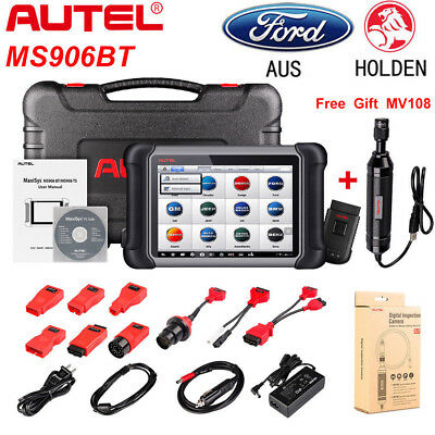 Autel MaxiSys MS906BT OBD2 Auto Diagnostic Tool Code Scanner Better MS906 DS808