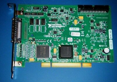 NI PCI-6221 Multifunction DAQ 16-bit M-Series, National Instruments *Tested*