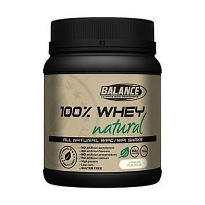 100% Whey Natural Protein WPC/WPI 1.5kg Chocolate