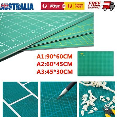 A1 A2 A3 DIY PVC Cutting Mat Self Healing Cutting Mat Grid Lines Printed Board H