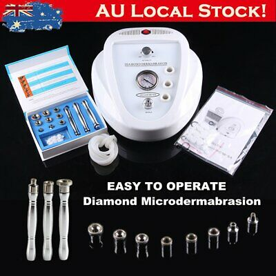 Diamond Dermabrasion Machine Microdermabrasion System Health Beauty Clean Skin G