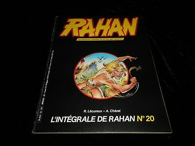 Rahan 20 Editions Vaillant octobre 1985