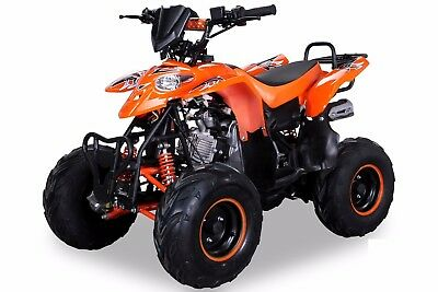 ATV Kinderquad MIDI Kinder Quad ATV S-5 Polari Style 125cc orange NEU