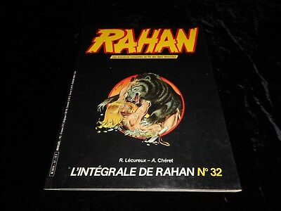 Rahan 32 Editions Vaillant septembre 1986