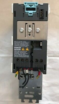 SIEMENS Power Module 240 6SL3224-0BE13-7UA0 V D02 Siemens 6sl3224-0be13-7ua0