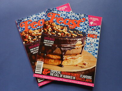 ## Sbs Feast Magazine Issue #31 - May 2014 **like New