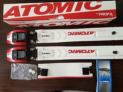 ATOMIC - Profil Plus - SNS Langlauf- Bindung - Red/White/Black