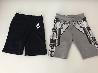 Marcelo BURLON Boys Boundle Shorts Age 4 Years Size XXS