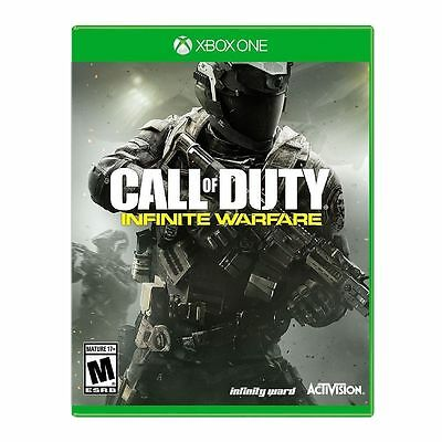 Call of Duty Infinite Warfare Xbox One,Brand New/Factory Sealed Free Shipping