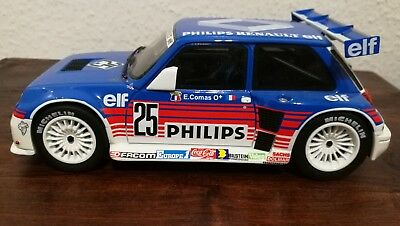 Renault R5 Super Production 1/18 Otto Mobile Models