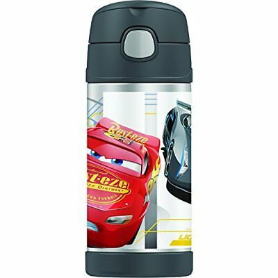 Thermos Funtainer 12 Ounce Bottle Cars