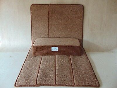 15 Stair Pads treads 60cm x 23cm and 2 Mats at 1m x 50cm #2705-4