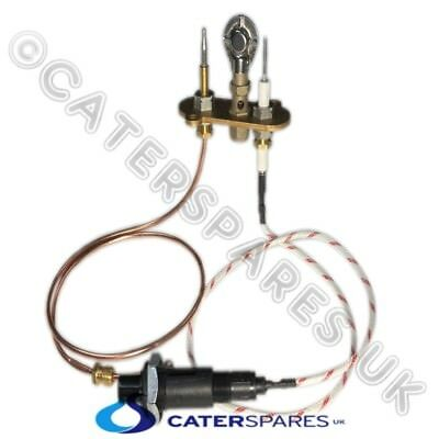 Blue Seal Gas Pilot / Thermocouple / Piezo Electrode Chargrill Evolution Series