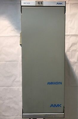 AMK Amkasyn AW 14/24-3 AMK AMKASYN With AMK Inverter Completion Plug AWAS-1.0