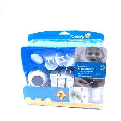 Safety 1st Essentials Child Proofing Kit 46 Piece Older Versions Top Quality