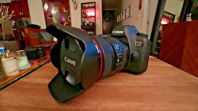 Awesome Bundle Canon EOS 6D DSLR Camera with 24-105mm f/3.5-5.6 STM Lens