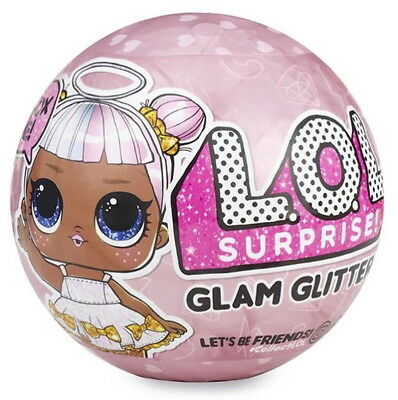 Glitter Glam! Lol Surprise! - Big Sister Doll Ball - Real Authentic Mga - New!
