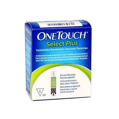 ONE-TOUCH Select Plus 100 strisce reattive
