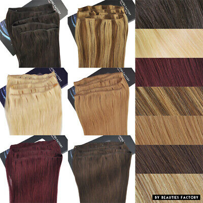 DIY Remy Human Hair Extension Long Skin Weft (Non Clip-in) Make Your Width
