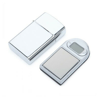 LCD Digital Scale 100/200g x 0.01g Jewelry Coin Grain Gram Pocket Lighter Size