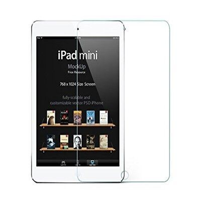 Anti-scratch Thin Clear Tempered Glass Screen Protector For iPad Mini 1/2/3