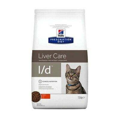 HILL S prescription diet  l/d feline hepatic healt mangime secco kg.1,5