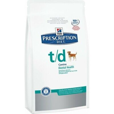 HILL S prescription diet  t/d dental health canine mangime secco kg 3
