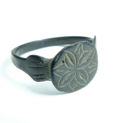 ancient post medieval ring, nice patina