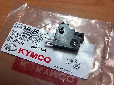 KYMCO Brake Switch front wheel 35340-KNBN-901 & 35340-KBN-9000