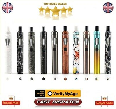 100% Genuine New Joytech eGo AIO All in One Starter Kit 1500mAh with SS316 Coils