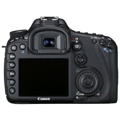 Canon EOS 7D Digital SLR Camera with 18-55mm EF-S 3.5-5.6 II Lens (9128B016)