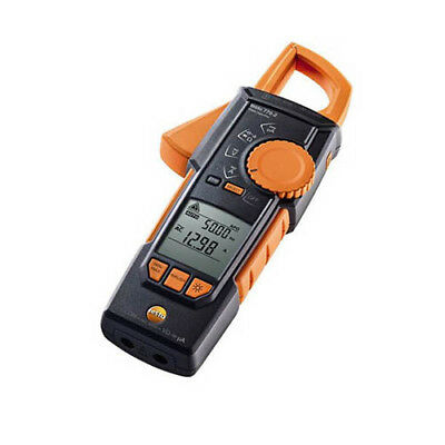 Testo 770-2 (0590 7702) TRMS 400A Clamp Meter with Inrush, Temperature