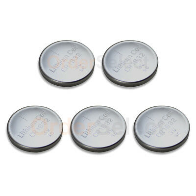 5 PACK NEW Battery Coin Cell Button Watch Calculator 3V CR1632 CR 1632 US Seller