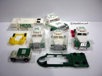 Large Lot of Original Hess Parts For One Price - Lot #1