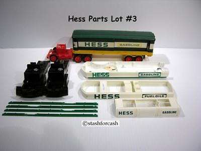 Large Lot of Original Hess Parts For One Price - Lot #3