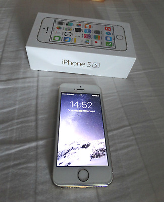 iPhone 5S Gold White 16GB